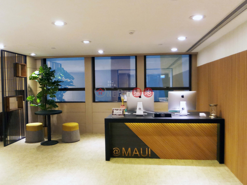 Property Search Hong Kong | OneDay | Office / Commercial Property, Rental Listings, Co Work Mau I Hot Desk Monthly Pass