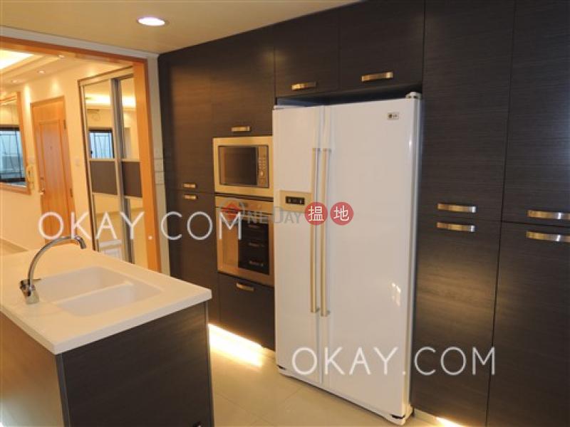 Elegant 3 bed on high floor with harbour views | Rental | Lyttelton Garden 俊賢花園 Rental Listings