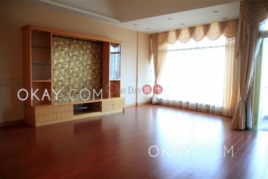 Beautiful 3 bedroom with balcony & parking | Rental 8-12 Peak Road | Central District Hong Kong Rental | HK$ 88,000/ month