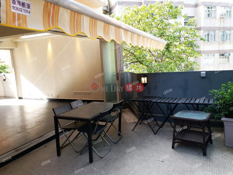 Tsui On Court | Low Floor Flat for Rent | 71 Pok Fu Lam Road | Western District | Hong Kong Rental HK$ 22,500/ month