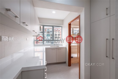 Beautiful 3 bed on high floor with harbour views | Rental|Sky Scraper(Sky Scraper)Rental Listings (OKAY-R287336)_0