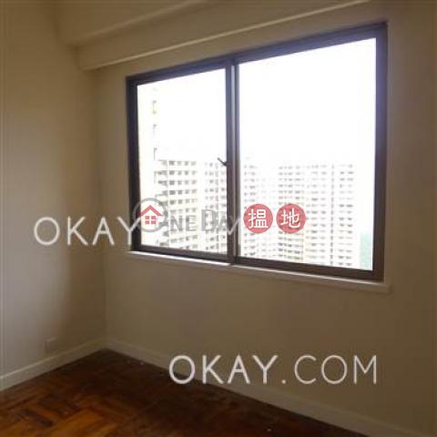Stylish 3 bedroom with balcony & parking | Rental|Parkview Corner Hong Kong Parkview(Parkview Corner Hong Kong Parkview)Rental Listings (OKAY-R7370)_0