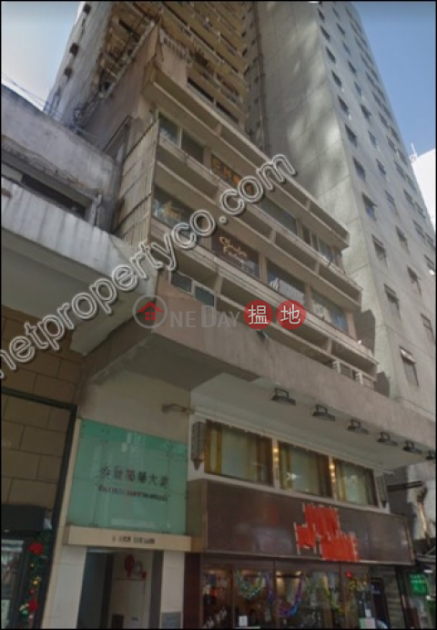 Whole Floor Unit For Rent in Wan Chai|Wan Chai DistrictKam Fung Commercial Building(Kam Fung Commercial Building)Rental Listings (A062805)_0