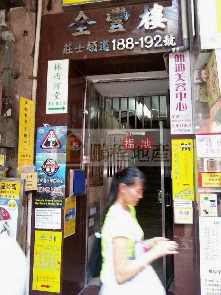 Flat for Rent in Wan Chai, Chuen Fung Building (House) 全豐樓 Rental Listings | Wan Chai District (H000272855)