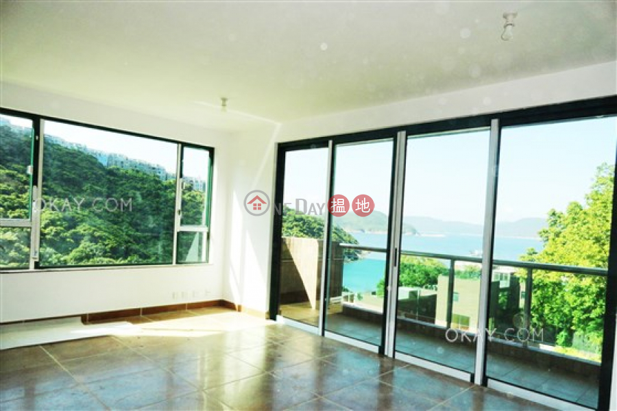 Nicely kept house with sea views, rooftop & terrace   Rental   48 Sheung Sze Wan Village 相思灣村48號 Rental Listings