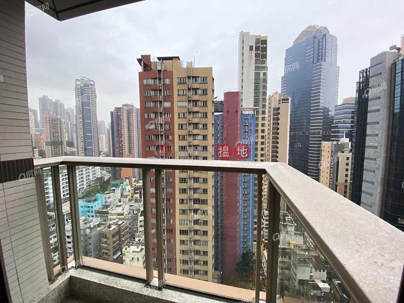 My Central | 2 bedroom Mid Floor Flat for Rent 23 Graham Street | Central District Hong Kong Rental HK$ 45,000/ month