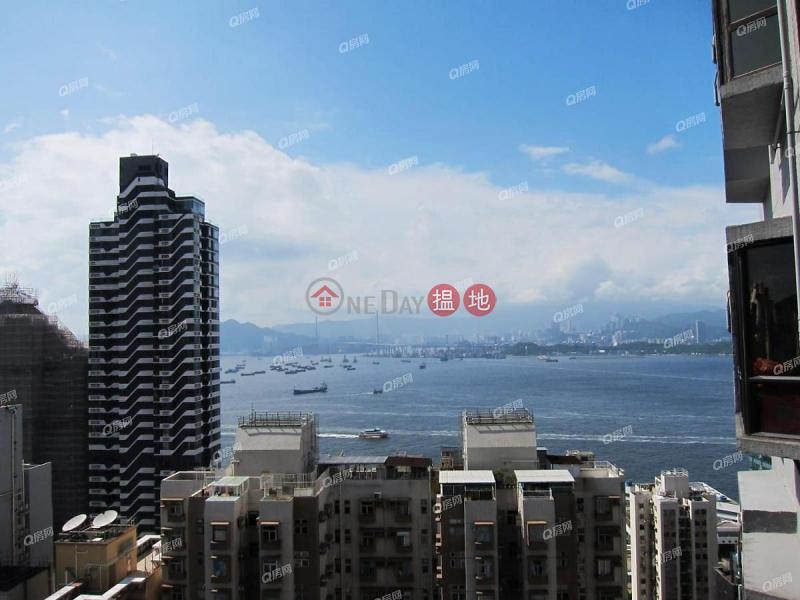 靚裝筍價,交通方便,開揚遠景,核心地段,內街清靜《廣豐臺買賣盤》|163第三街 | 西區-香港|出售-HK$ 1,350萬