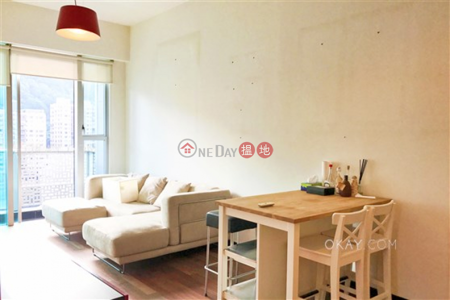 HK$ 15M | J Residence Wan Chai District | Popular 2 bedroom on high floor with balcony | For Sale