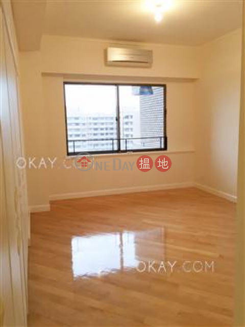 Lovely 3 bedroom on high floor with balcony & parking | Rental|Parkview Crescent Hong Kong Parkview(Parkview Crescent Hong Kong Parkview)Rental Listings (OKAY-R23582)_0