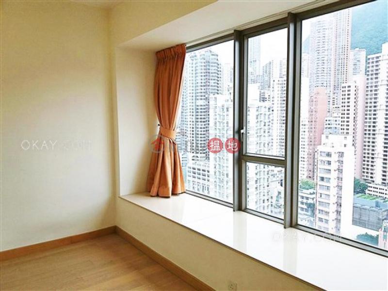 Elegant 1 bedroom on high floor with balcony   Rental 8 First Street   Western District, Hong Kong   Rental   HK$ 33,000/ month