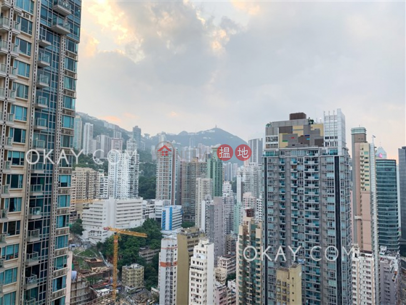 Property Search Hong Kong | OneDay | Residential, Sales Listings Unique 1 bedroom on high floor with balcony | For Sale