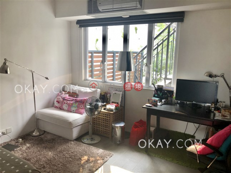 Property Search Hong Kong | OneDay | Residential, Rental Listings | Exquisite house with terrace & parking | Rental