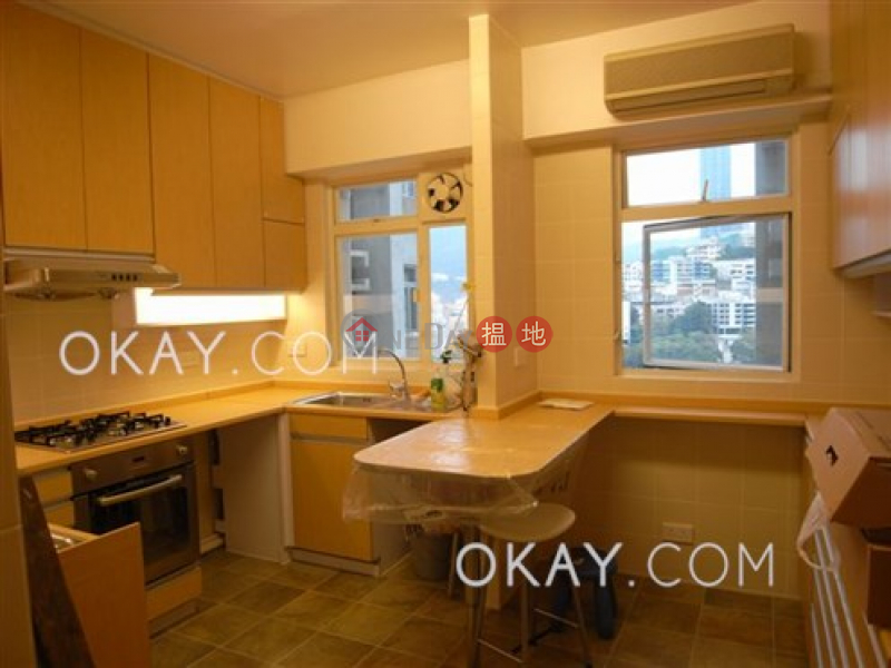 Efficient 3 bedroom with parking | Rental | 14-17 Shiu Fai Terrace | Wan Chai District, Hong Kong | Rental HK$ 55,000/ month
