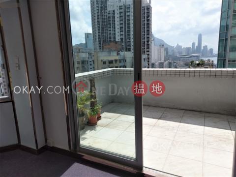 Lovely 3 bedroom on high floor with terrace | Rental|Dragon View Garden(Dragon View Garden)Rental Listings (OKAY-R17857)_0