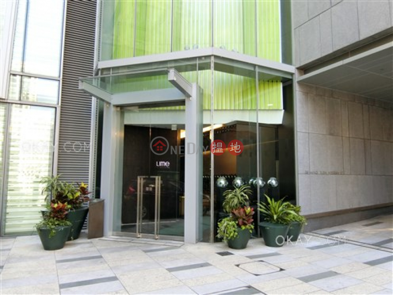 Property Search Hong Kong | OneDay | Residential, Sales Listings, Intimate 1 bedroom on high floor with balcony | For Sale