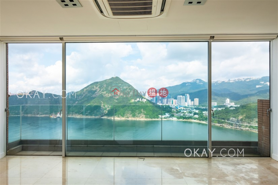 Lovely 3 bedroom on high floor with sea views & rooftop | Rental | Manhattan Tower 曼赫頓大廈 Rental Listings