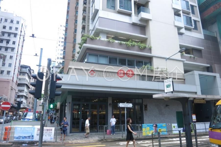香港搵樓|租樓|二手盤|買樓| 搵地 | 住宅|出租樓盤-2房2廁,露台吉席街18號出租單位