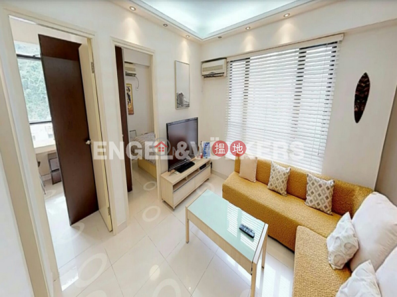 HK$ 32,000/ month | Vantage Park Western District | 2 Bedroom Flat for Rent in Mid Levels West