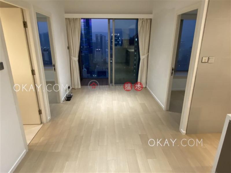 香港搵樓|租樓|二手盤|買樓| 搵地 | 住宅-出租樓盤|2房1廁,極高層,星級會所,可養寵物《Soho 38出租單位》