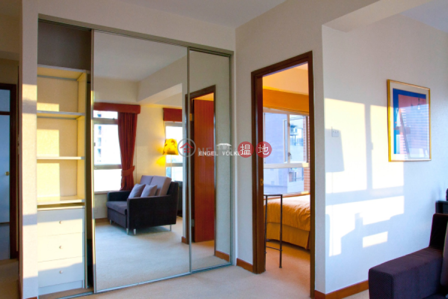 1 Bed Flat for Rent in Soho, The Elgin 伊利閣 Rental Listings | Central District (EVHK37174)