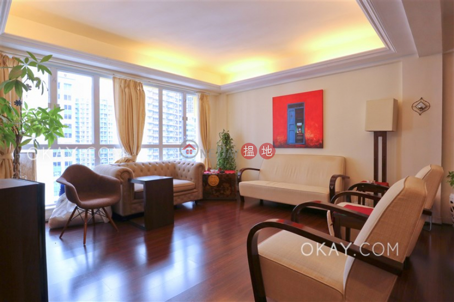 Efficient 3 bedroom on high floor with parking | Rental, 21-23A Kennedy Road | Wan Chai District Hong Kong Rental HK$ 58,000/ month