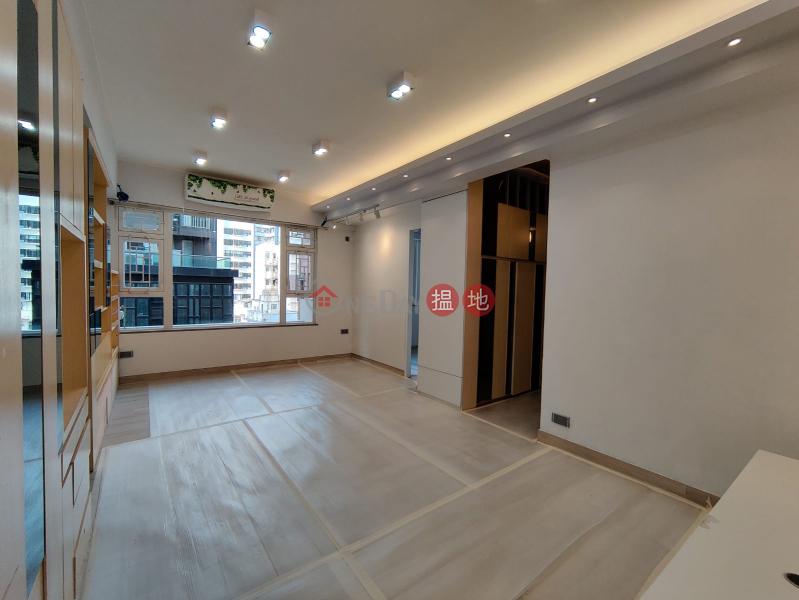 時尚靚裝連入牆櫃, 實用寬敞, 光猛|興漢大廈(Hing Hon Building)出售樓盤 (E81143)