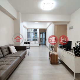 **Newly Renovated**High Efficiency with Good Floor Plan**a few mins walk to Sheung Wan MTR station**