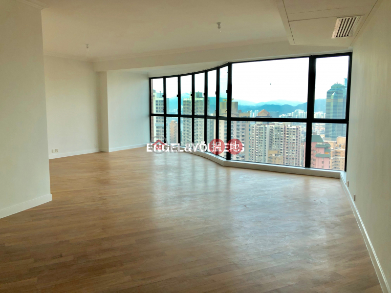 3 Bedroom Family Flat for Rent in Central Mid Levels | 17-23 Old Peak Road | Central District Hong Kong, Rental HK$ 125,000/ month