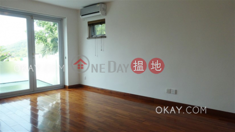Luxurious house with sea views, terrace & balcony | For Sale|Tai Hang Hau Village(Tai Hang Hau Village)Sales Listings (OKAY-S286798)_0