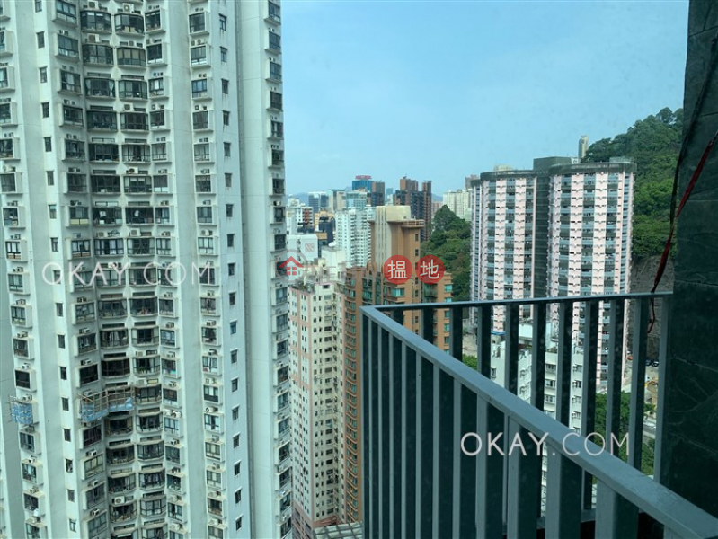 Charming 4 bedroom on high floor with balcony & parking | Rental | Grand Deco Tower 帝后臺 Rental Listings