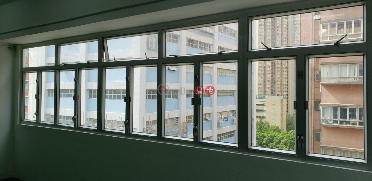 西鐵站行過去只需約十分鐘, 地點便利.   Koon Wah Mirror Factory 6th Building 冠華鏡廠第六工業大廈 Sales Listings