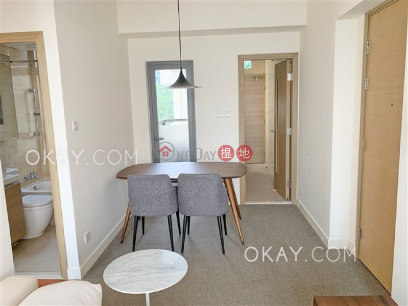 Charming 3 bed on high floor with sea views & balcony   Rental   18 Catchick Street 吉席街18號 Rental Listings
