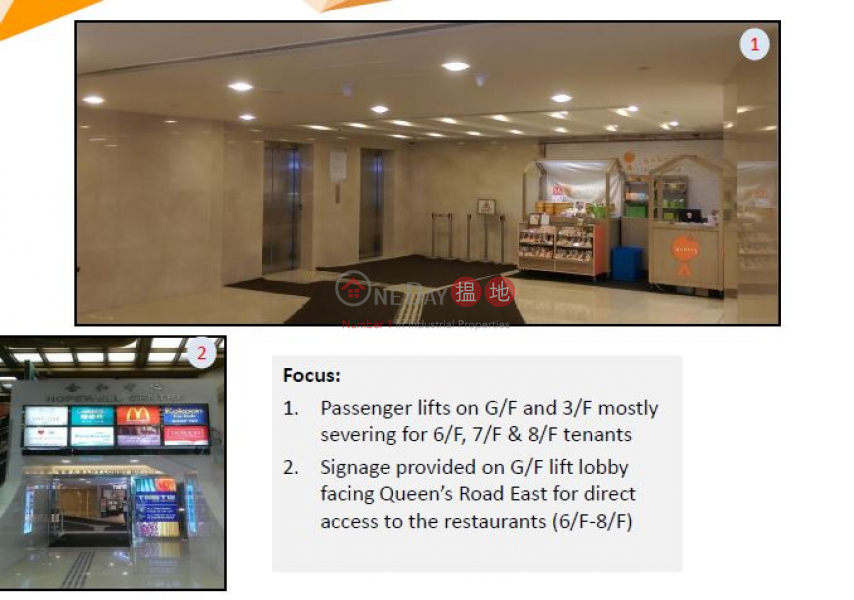 Shop for Rent in Wan Chai 183 Queens Road East | Wan Chai District, Hong Kong | Rental HK$ 773,500/ month