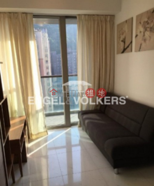 1 Bed Flat for Sale in Shek Tong Tsui, High West 曉譽 Sales Listings | Western District (EVHK38650)
