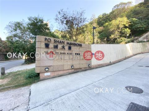 4房2廁,實用率高,連車位,露台《寶城大廈出租單位》|寶城大廈(Po Shan Mansions)出租樓盤 (OKAY-R41052)_0