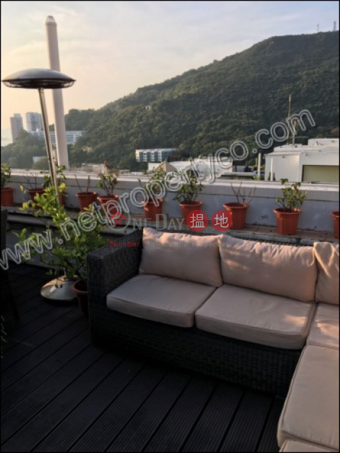 Apartment for Rent with Roof Top|Western DistrictCNT Bisney(CNT Bisney)Rental Listings (A034885)_0