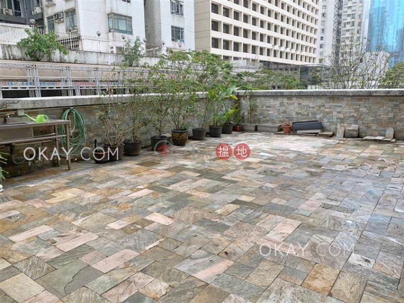 Gorgeous 3 bedroom with terrace | Rental, City Garden Block 4 (Phase 1) 城市花園1期4座 Rental Listings | Eastern District (OKAY-R7583)