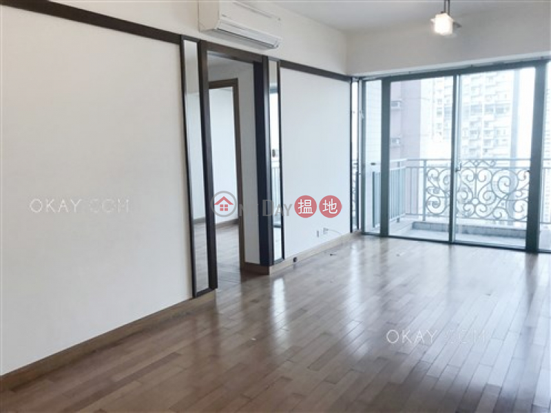 Luxurious 3 bedroom with balcony | For Sale, 11 Bonham Road | Western District Hong Kong Sales | HK$ 22M