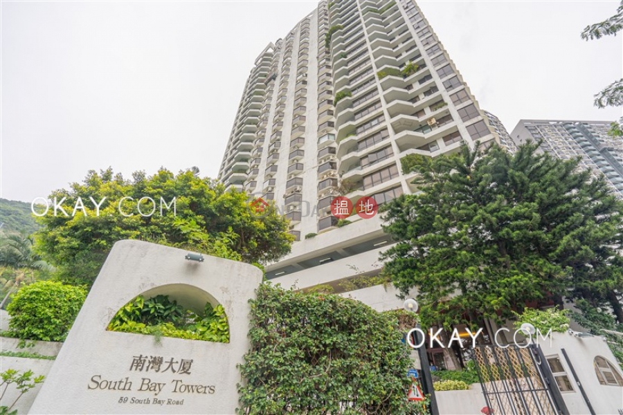 HK$ 50,000/ month, South Bay Towers, Southern District | Rare 2 bedroom on high floor with balcony & parking | Rental