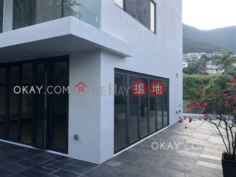 Stylish house with rooftop, balcony | Rental|91 Ha Yeung Village(91 Ha Yeung Village)Rental Listings (OKAY-R287020)_0
