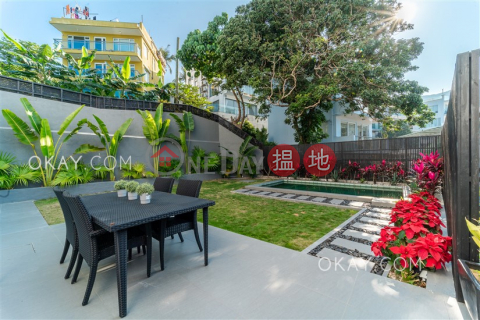 Beautiful house with sea views, rooftop & terrace | For Sale|Tai Hang Hau Village(Tai Hang Hau Village)Sales Listings (OKAY-S384039)_0