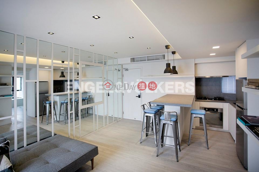 1 Bed Flat for Rent in Shek Tong Tsui, Yick Fung Garden 益豐花園 Rental Listings | Western District (EVHK90598)