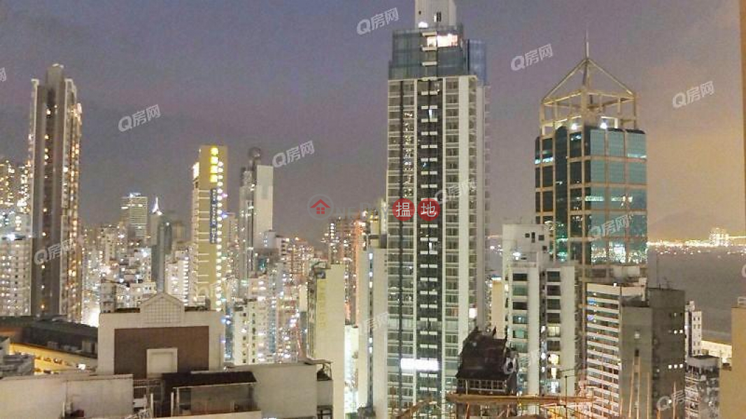 One Pacific Heights | 1 bedroom Mid Floor Flat for Sale 1 Wo Fung Street | Western District, Hong Kong Sales, HK$ 9M