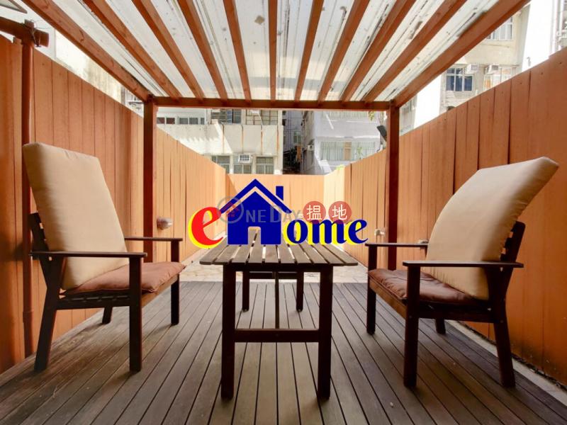 **Best Buy in market**Nice Private Terrace**Convenient Location**   Hongway Garden Block B 康威花園B座 Sales Listings
