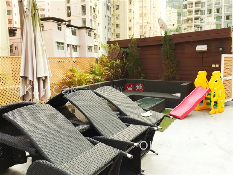 Property Search Hong Kong | OneDay | Residential Rental Listings, Unique 2 bedroom with rooftop | Rental