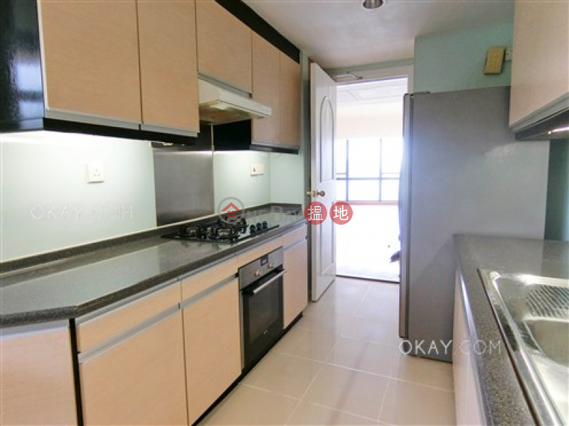 HK$ 69,000/ month | Pacific View Southern District | Luxurious 4 bed on high floor with balcony & parking | Rental