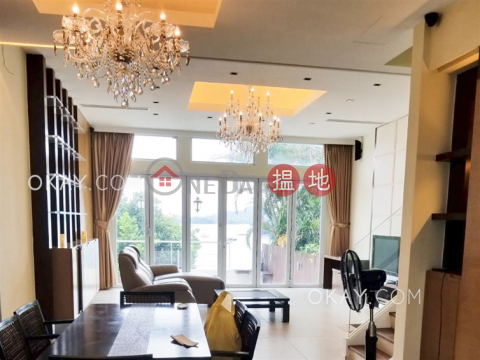 Stylish house in Sai Kung   For Sale Sai KungViolet Garden(Violet Garden)Sales Listings (OKAY-S375873)_0