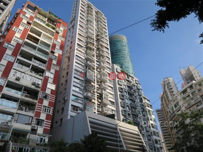 Stylish 2 bedroom with balcony   Rental, Arts Mansion 雅詩大廈 Rental Listings   Wan Chai District (OKAY-R122459)