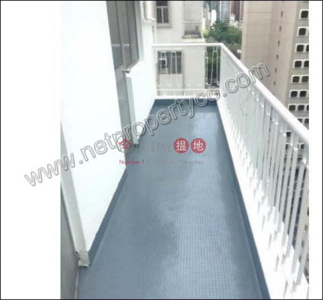Roof terrace unit in Cwb 11-19 Great George Street | Wan Chai District | Hong Kong | Rental HK$ 35,000/ month