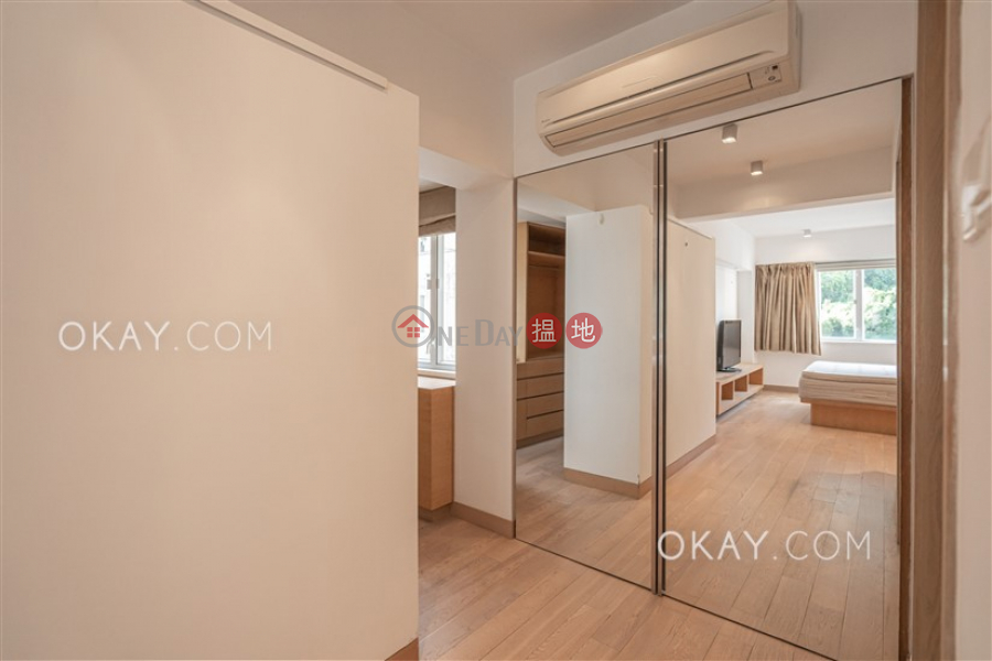 Property Search Hong Kong | OneDay | Residential | Rental Listings, Efficient 2 bed on high floor with balcony & parking | Rental